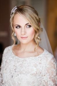Generous a line v neckline ruched beads working chapel train chiffon beach wedding blue dress