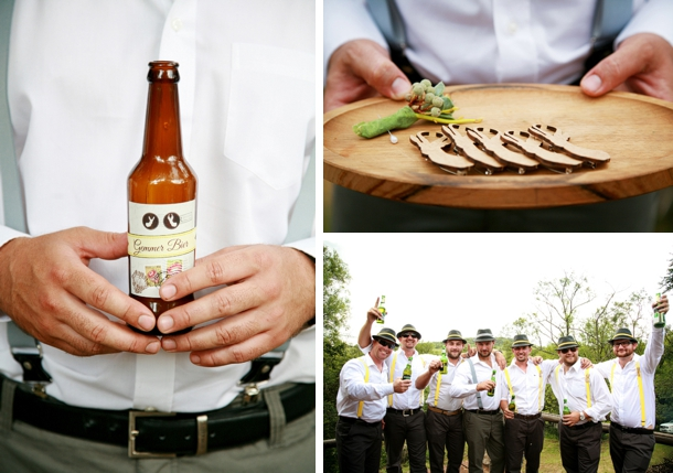 Traditional Afrikaans Farm Wedding Groomsmen | Image: As Sweet As Images