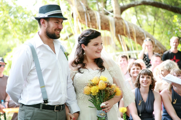 Traditional Afrikaans Farm Wedding Ceremony | Image: As Sweet As Images