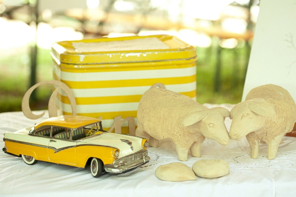 Traditional Yellow Afrikaans Farm Wedding | Image: As Sweet As Images