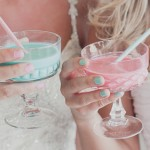 Modern Pastels Styled Shoot