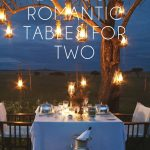 Honeymoon Inspiration: 10 Most Romantic Tables for Two