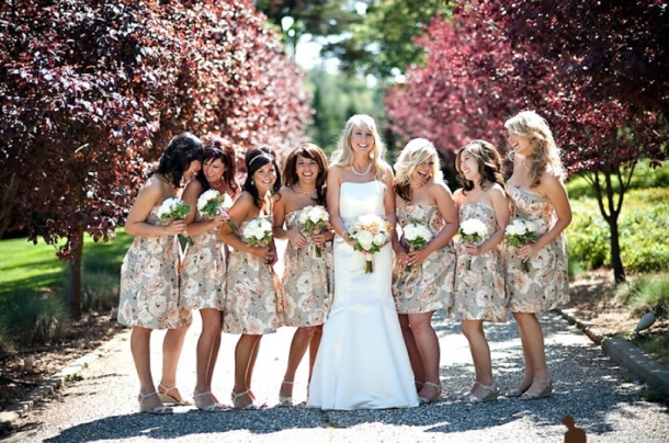 Wedding Dress Design Casual Country