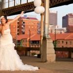 Urban Johannesburg Bridal Shoot