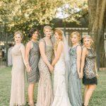 Great Gatsby Bridesmaid Dresses