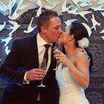 Real Wedding at Pecan Manor {Andrea & Ian}