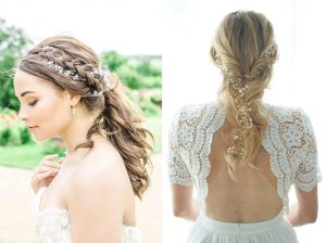 Hair Inspiration: The Boho Bride