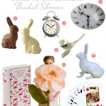 Create an Alice in Wonderland Bridal Shower