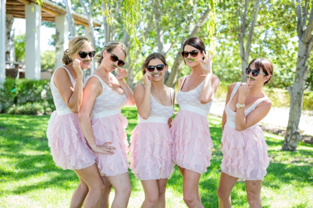 Cutest Bridesmaid Dresses