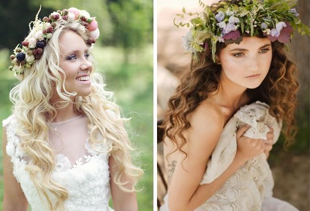 Boho hairstyle inspiration 003 southbound bride