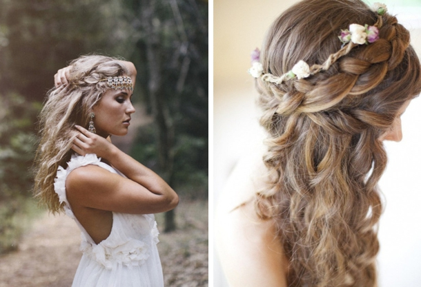 boho-hairstyle-inspiration-004 – SouthBound Bride