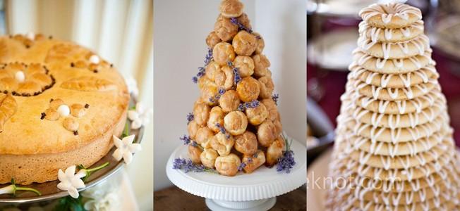 Traditional Swedish Wedding Cake