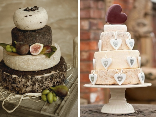 Examples Of Cheese Towers To Give You Style Inspiration Which Is Your Favourite Oh And PS Can See More The Latest Wedding Cake Looks On