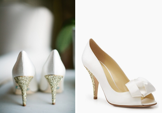 Silver Shoes Wedding 16 Superb Kate Spade A Love