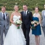 Real Wedding at Rockhaven {Emily & Bruce}