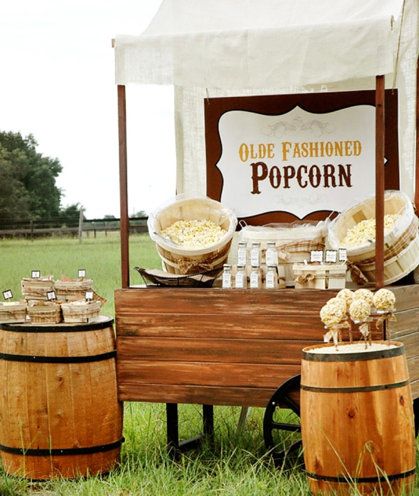Alternatives To Sweet Tables At Weddings