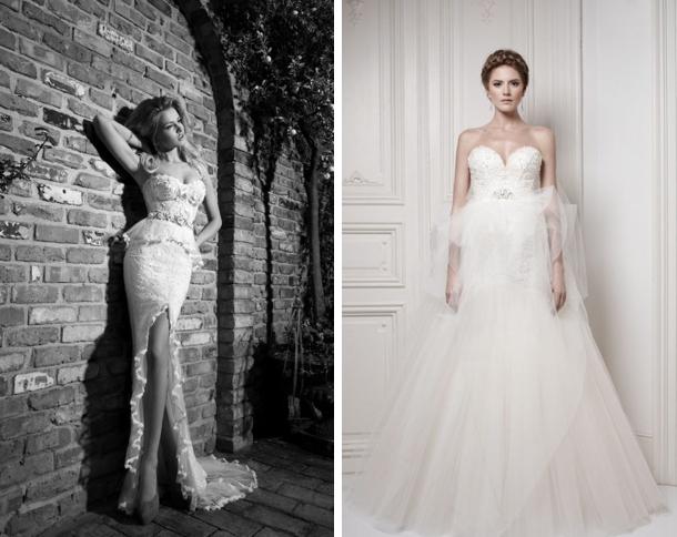 southboundbride peplum wedding dresses 004 southbound bride