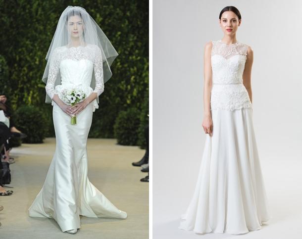 Southboundbride Peplum Wedding Dresses 006