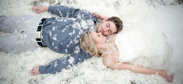 Southboundbride Pillow Fight Anniversary Couple Shoot Shireen Louw F
