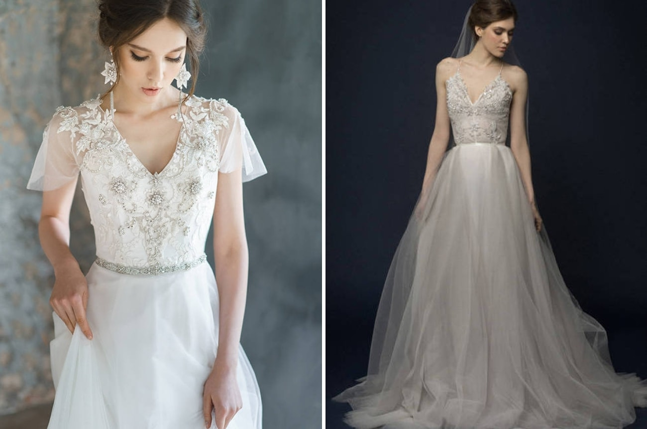 Best Wedding Dress for Pear Shapes | SouthBound Bride