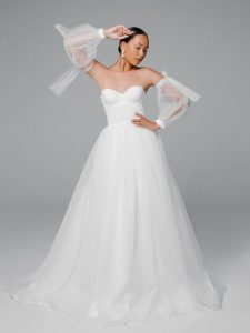 Wedding Dresses for Pear Shaped Brides