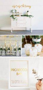 Dessert-Table-Alternatives-Champagne-Prosecco-Bar