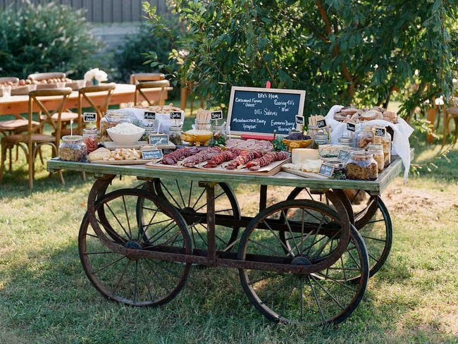Dessert Table Alternatives