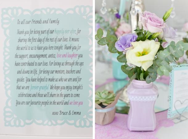 E Amp B019 Real Mint Lilac Pastel Wedding Veronique Photography Southbound Bride