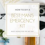 Best Man's Emergency Kit