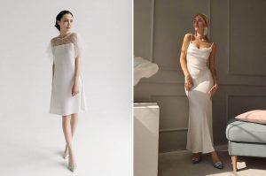 Wedding Dress For Boyish Figure