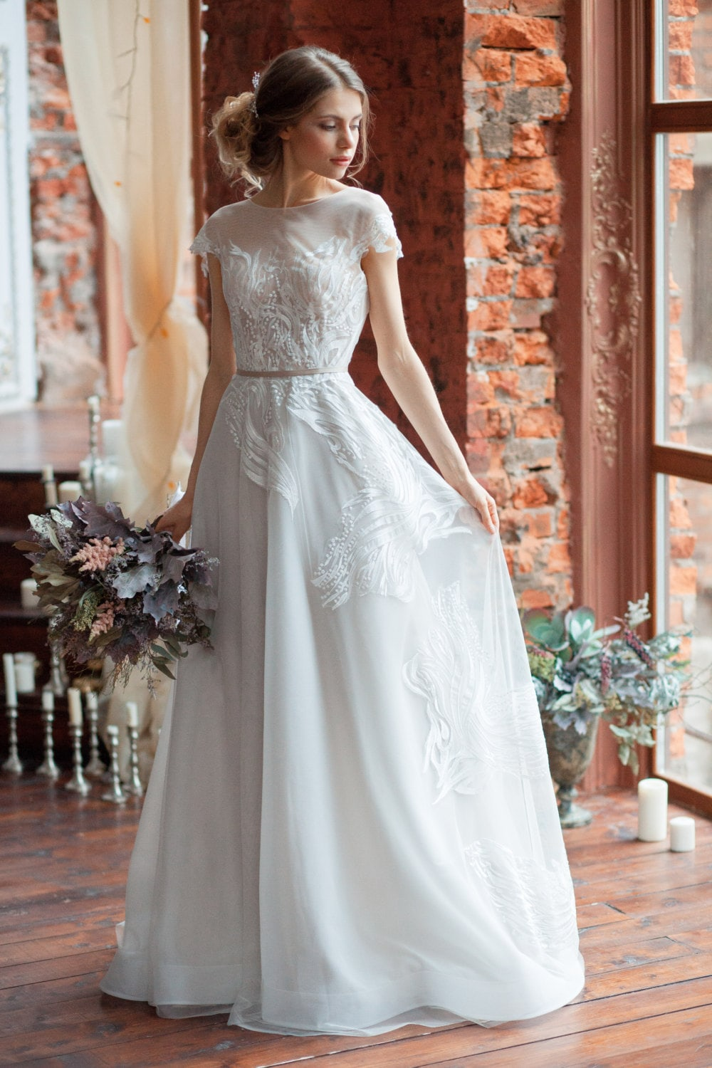 Wedding Dresses For Rectangle Body Shape