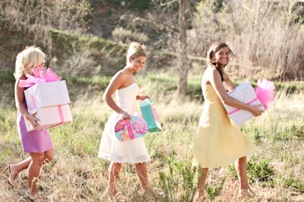 Bridal Showers amp; Hen Nights: Who Pays?