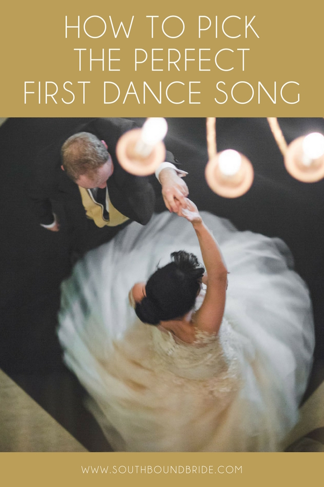 How to Pick the Perfect First Dance Song with Silkmusic | SouthBound Bride