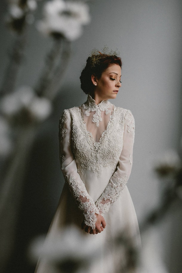 Victorian Style Lace Wedding Dresses | SouthBound Bride