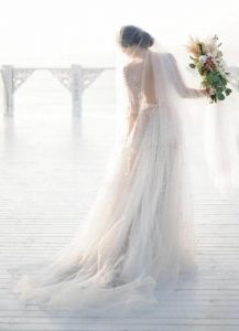 cathedral length wedding veils