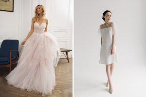 Best Wedding Dresses For Inverted Triangle Body Type