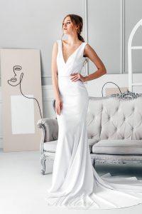 Wedding Dress Inverted Triangle