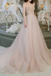 Wedding Dress For Inverted Triangle