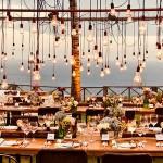 Lightbulb Wedding Decor