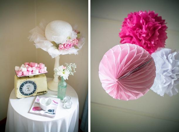 Vintage High Tea Bridal Shower by Megan van Zyl