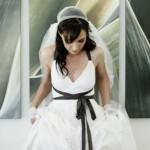 Chic, Unique Glenbrae Studio Wedding by Jules Morgan {Naomi & Willem}