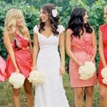 Fairytale Bride #4: The Bridesmaids