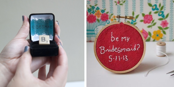 be my bridesmaid diy roundup