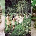 Inspiration Board: Forest Fantasy