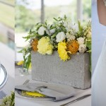 Citrus & Slate Styled Shoot at Kelvin Grove