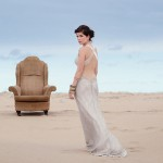 Romantic Beach Elopement Wedding Inspiration by Pickle Photography