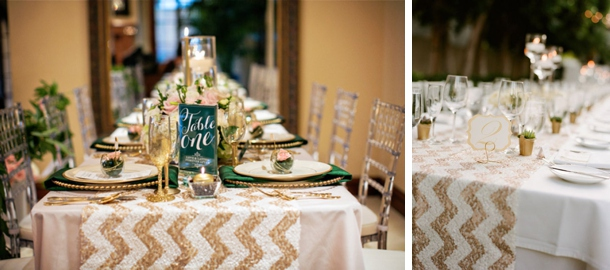 A Runner Not Enough Sparkle For You? These Brides And Grooms Have Gone All  Out In The Sequin Department. Swoonage!