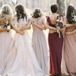 Berry & Jewel Tone Bridesmaid Dresses