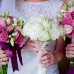Radiant Orchid In the Vine Wedding by Cheryl McEwan {Kelly & Michael}