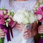 Radiant Orchid In the Vine Wedding by Cheryl McEwan {Kelly & Michael}
